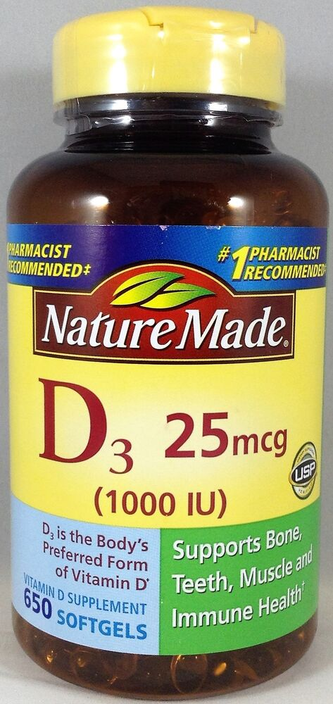 How is vitamin d3 made