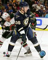 Matt D'Agostini St. Louis Blues NHL Action Photo 8x10 #1 - Combined Shipping