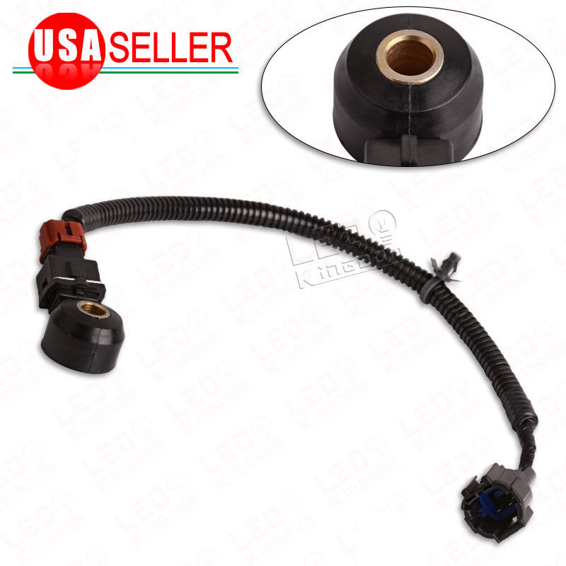 22060 30p00 knock sensor with 14 quot wiring harness for infiniti nissan mercury ebay