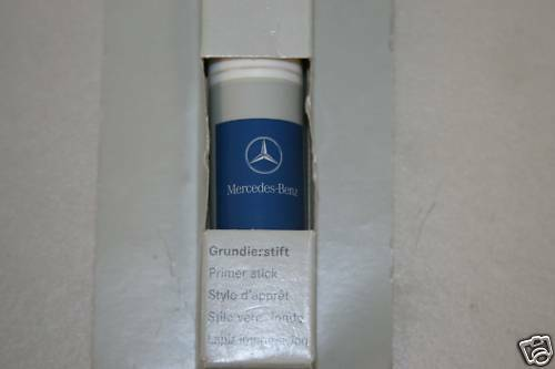 Oem mercedes benz touch up paint grundierung rotbraun for Mercedes benz genuine polar white touch up paint code 149