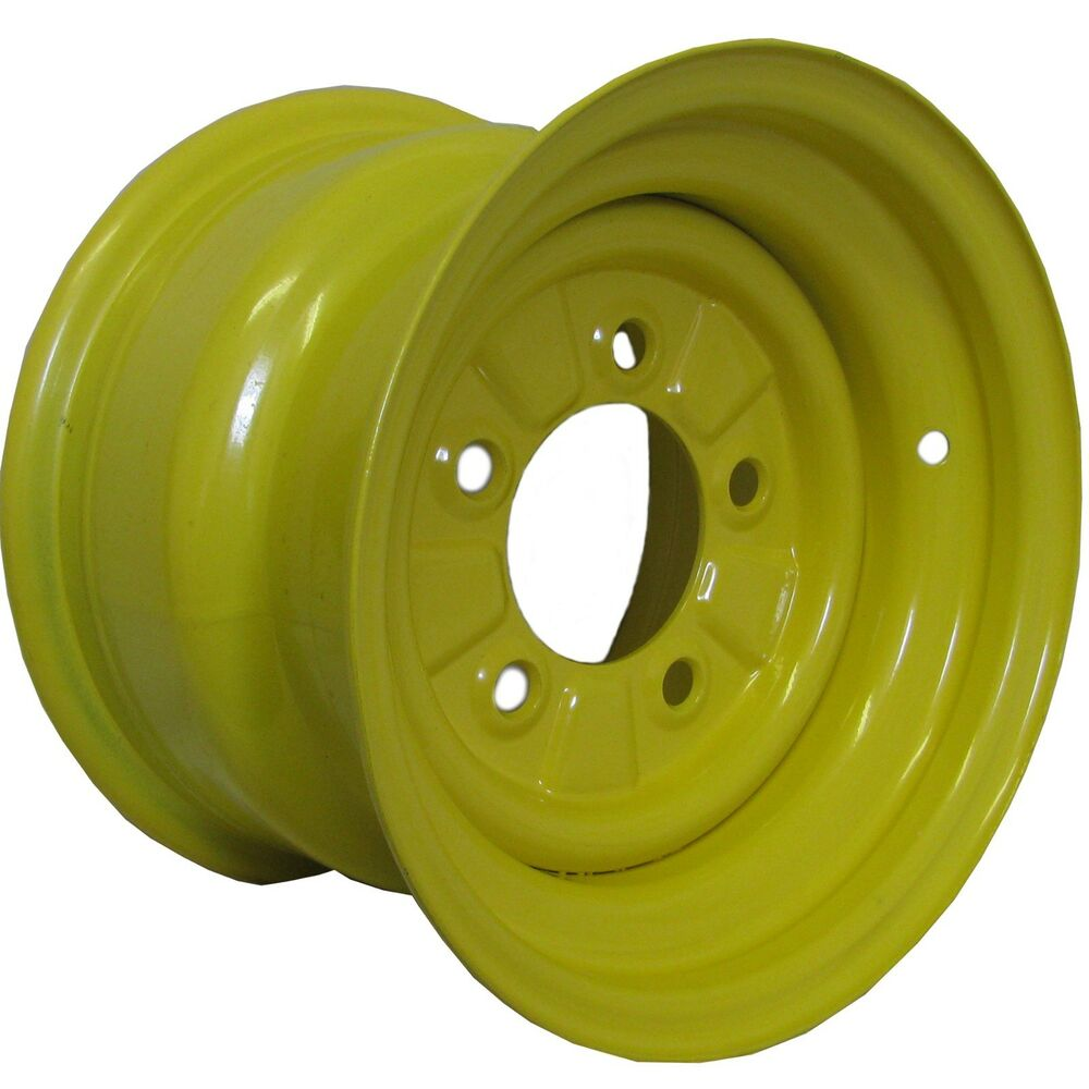 Riding Lawn Mower Rims : Quot rim wheel for john deere zero turn riding lawn mower