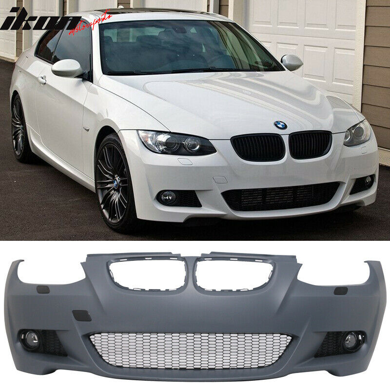 Bmw 354 Paint: Fits 07-10 E92 E93 Pre-LCI M-T Msport Front Bumper Cover
