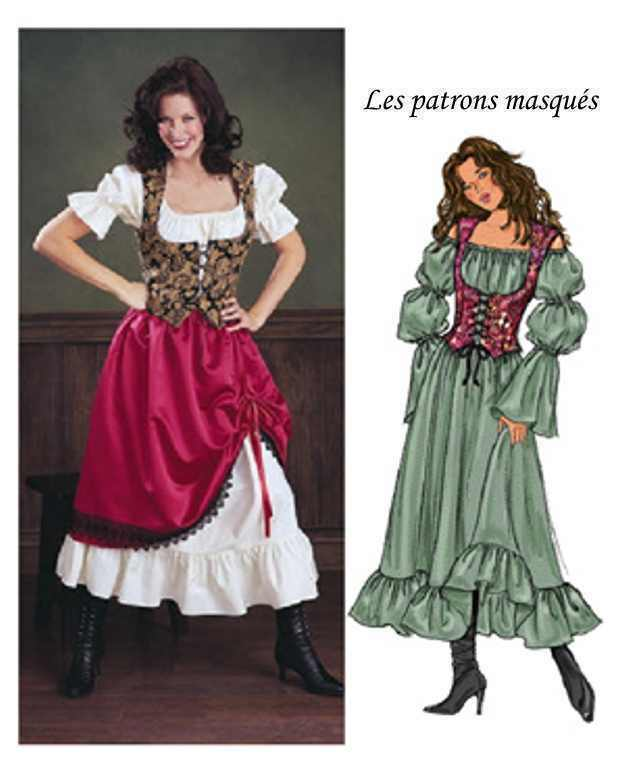 patron couture western