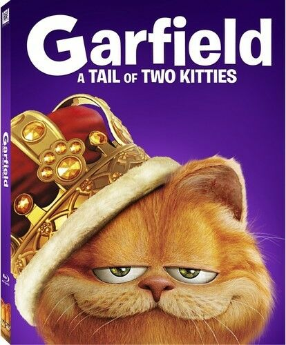 Garfield: A Tail Of Two Kitties Blu-ray 024543208457 | eBay