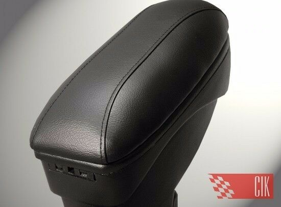 sliding top armrest will fit 2015 2016 mazda 2 center console ebay. Black Bedroom Furniture Sets. Home Design Ideas
