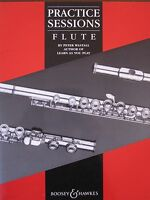 PRACTICE SESSION FLUTE by Peter Wastall