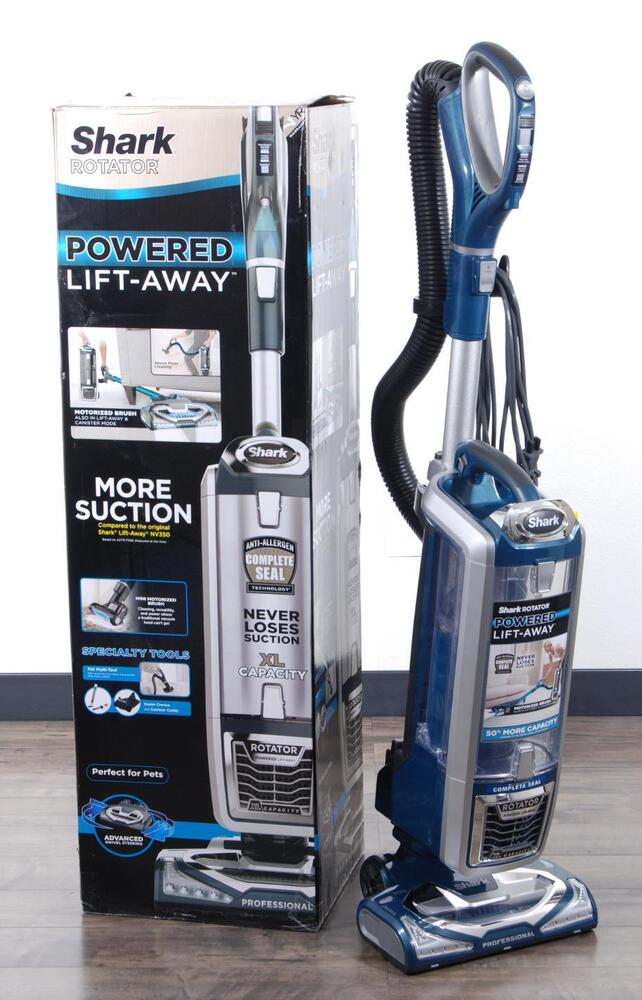 Shark Rotator Powered Lift Away Xl 3 In 1 Upright Canister