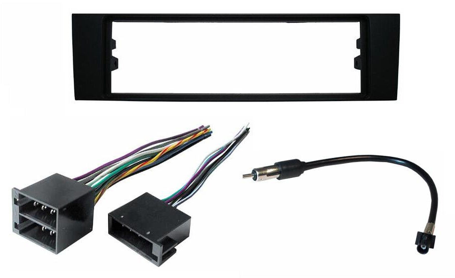 audi a3 06 08 radio stereo install trim dash kit wire. Black Bedroom Furniture Sets. Home Design Ideas