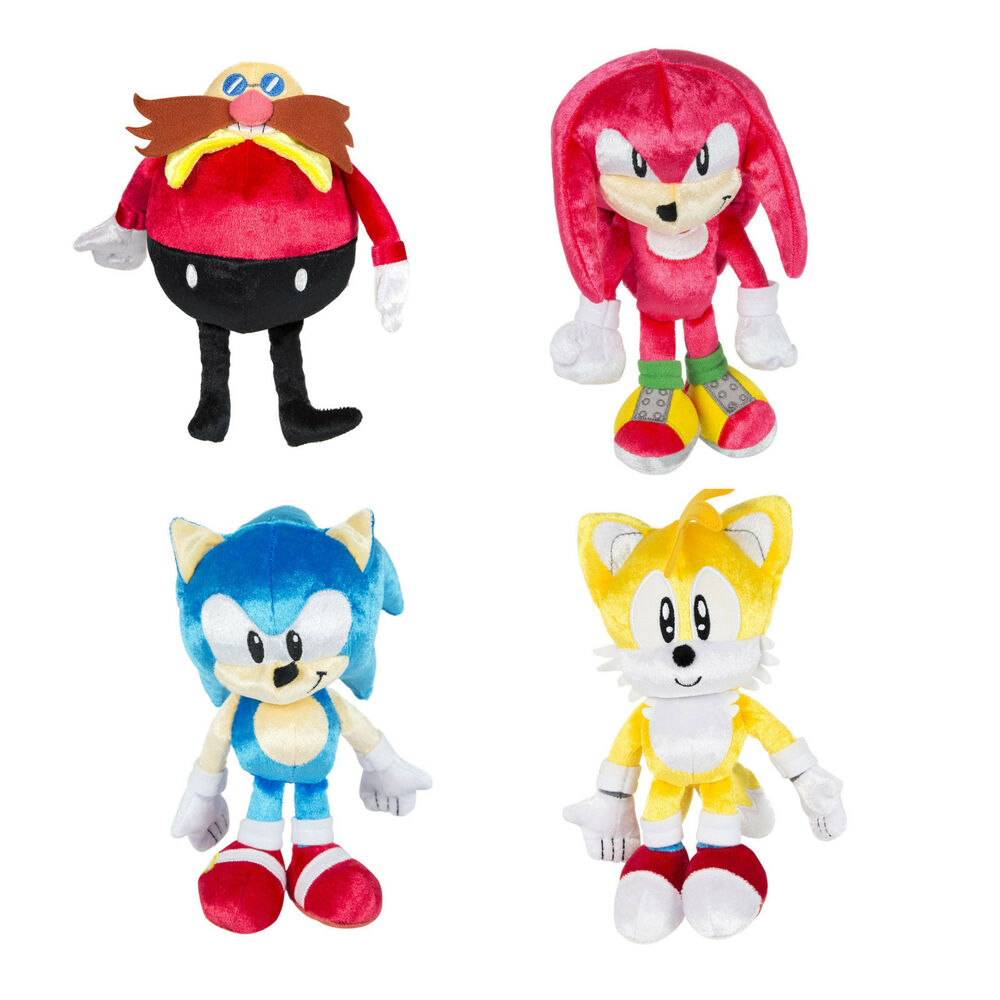how to make a sonic boom plush