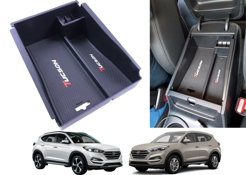 Ford Truck Deals >> Secondary Storage Tray For 2016-2017 Hyundai Tucson Center Console New Free Ship | eBay