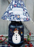 """""""Snowbuddies Pickle Jar."""" Pattern Packet by Dianna Marcum~Awesome Project"""