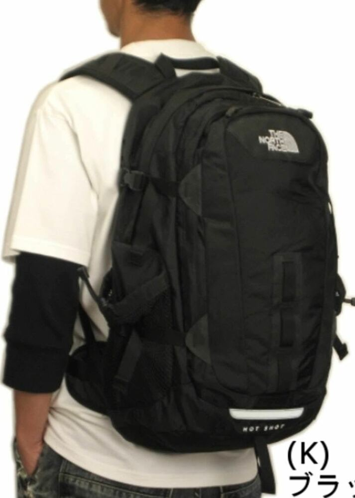 The north face hot shot likely. Most