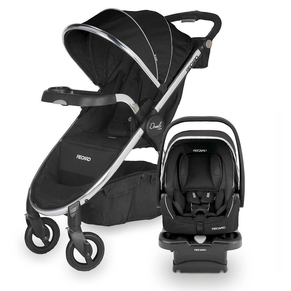 recaro denali luxury stroller performance coupe car seat. Black Bedroom Furniture Sets. Home Design Ideas