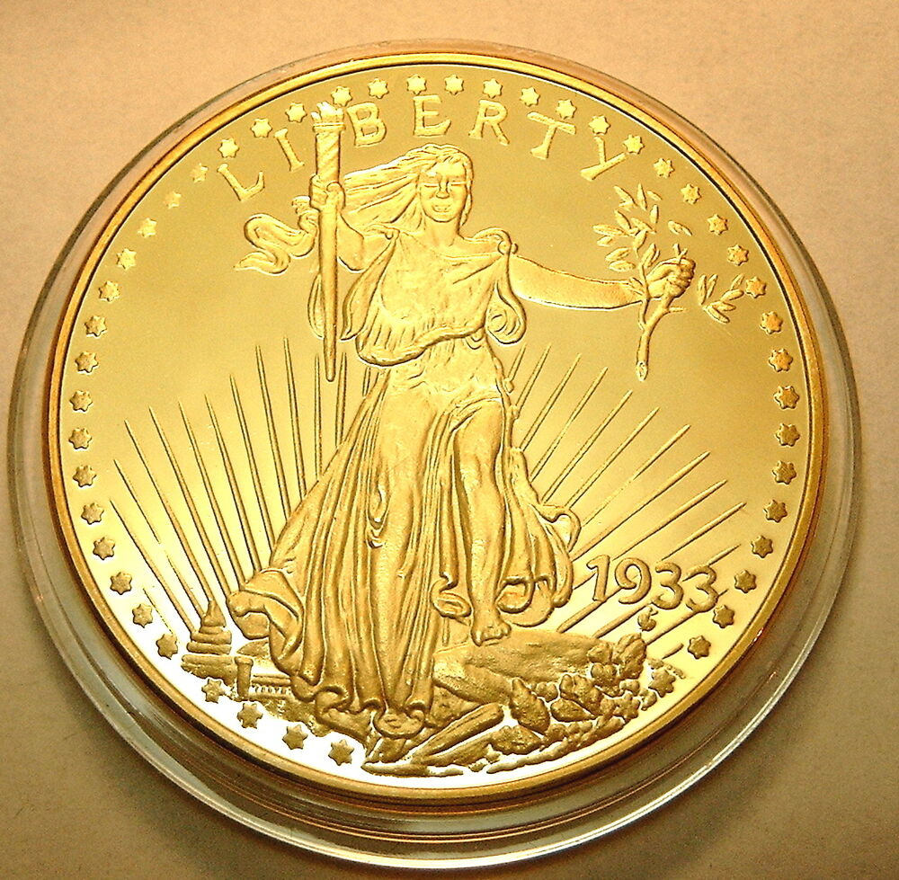 Usa 2003 Gold Double Eagle Liberty 1933 Pp Teuerste Münze Der Welt