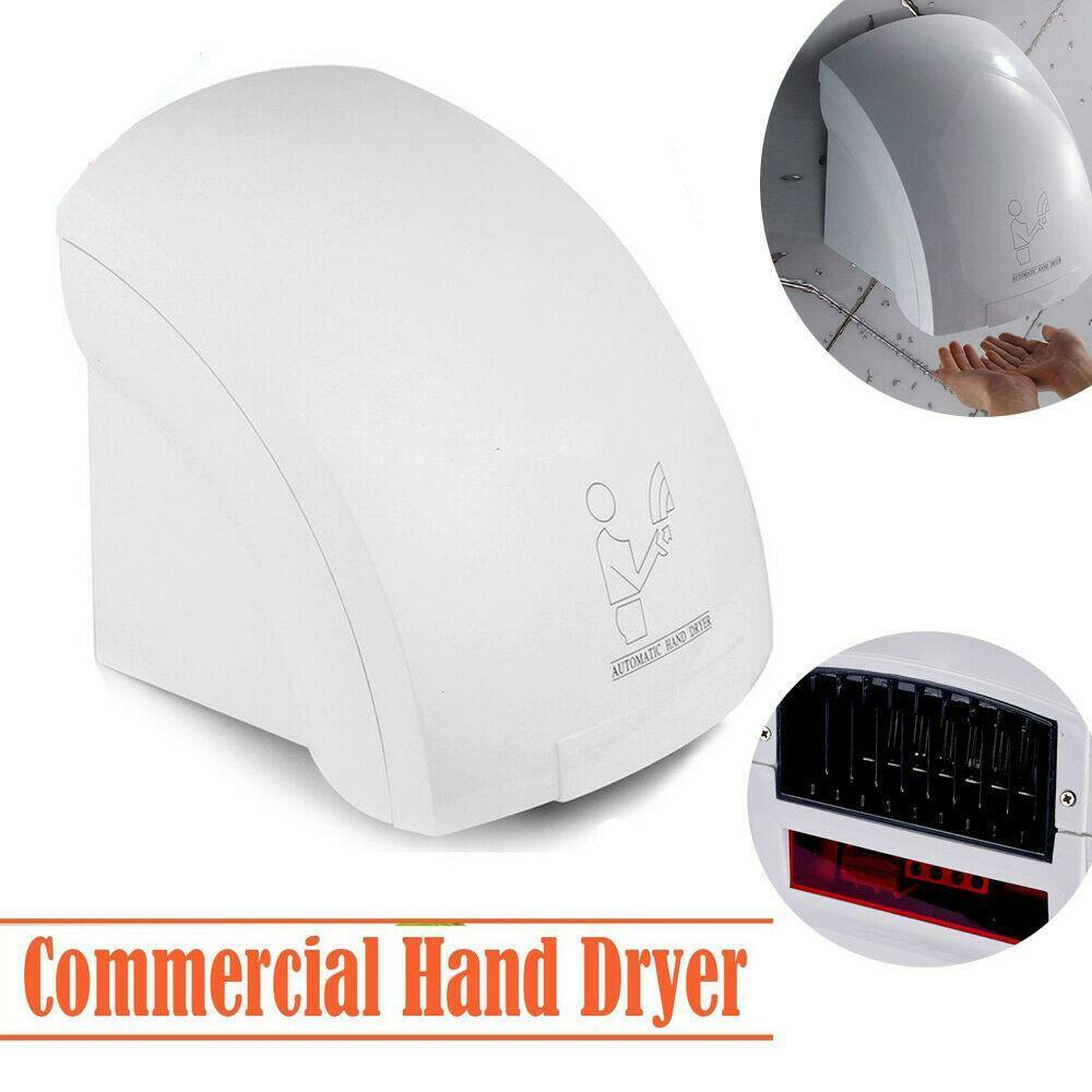 infared sensor hand dryer bathroom hands drying device ebay