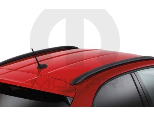 16 17 Fiat 500x New Removable Roof Rack Bars For Vehicles