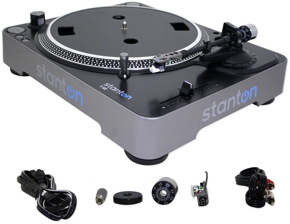 stanton t62b direct drive turntable needle b ebay. Black Bedroom Furniture Sets. Home Design Ideas