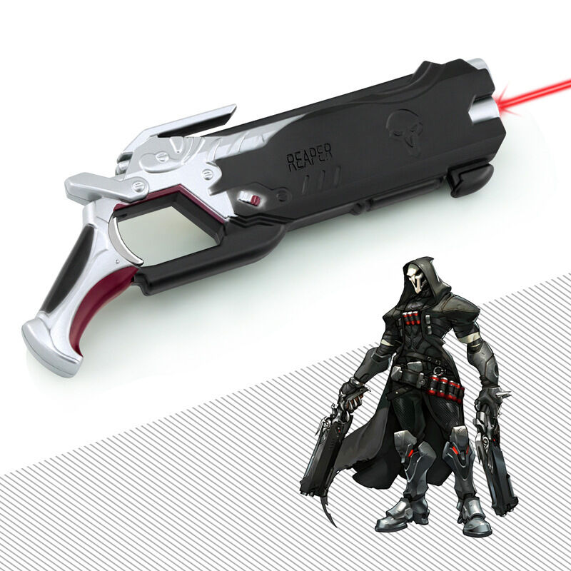 HOT Blizzard Game OVERWATCH Reaper gun with Infrared ...
