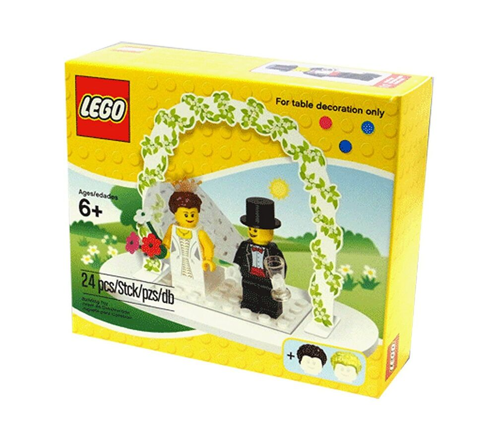 LEGO Minifigure Wedding Favour Set 853340 NEW IN BOX