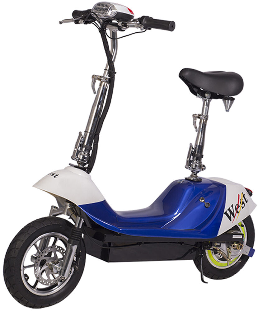 X Treme City Rider 36v Electric Scooter With E Bike Quiet