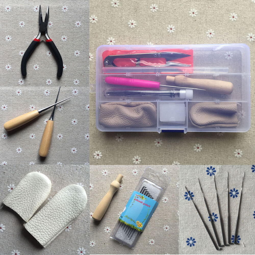 Nice needle felting starter kit wool felt tools mat needle for Crafts that sell on ebay