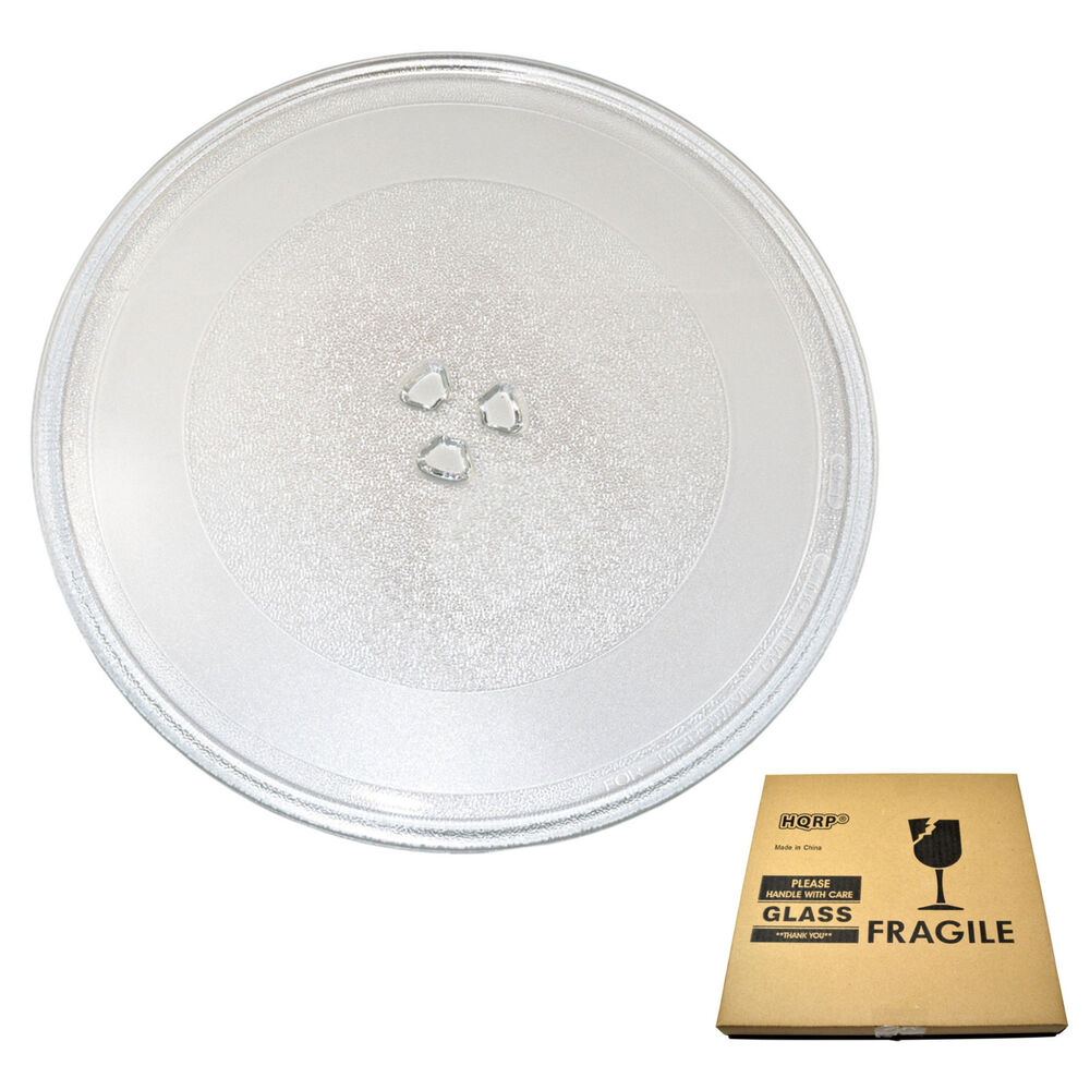 Hqrp 12 3 4 Inch Gl Turntable Tray For Lg Ma972m 1b71961