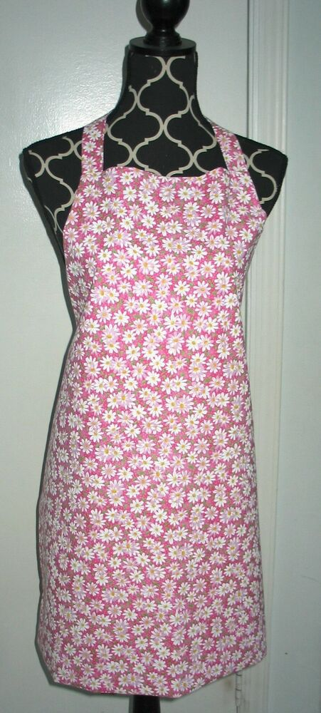 Handmade Full Size Adult Aprons Assorted Designs Ebay