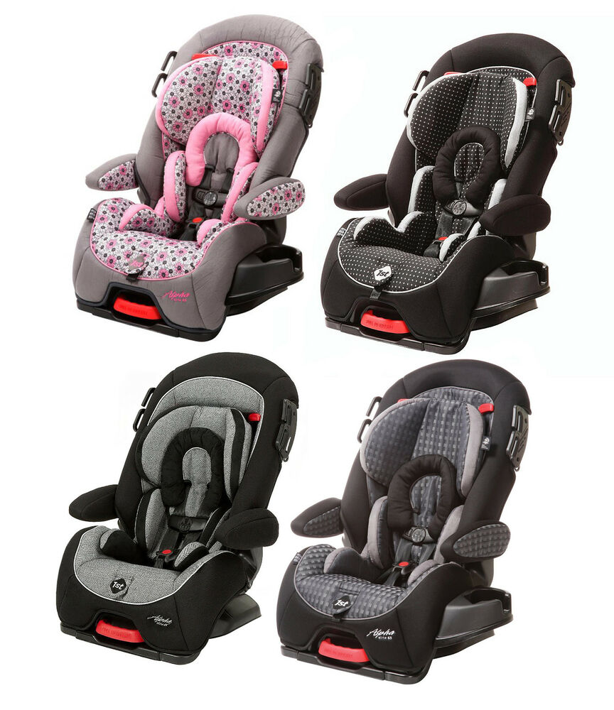 safety 1st alpha elite 65 convertible 3 in 1 baby car seat choose color ebay. Black Bedroom Furniture Sets. Home Design Ideas