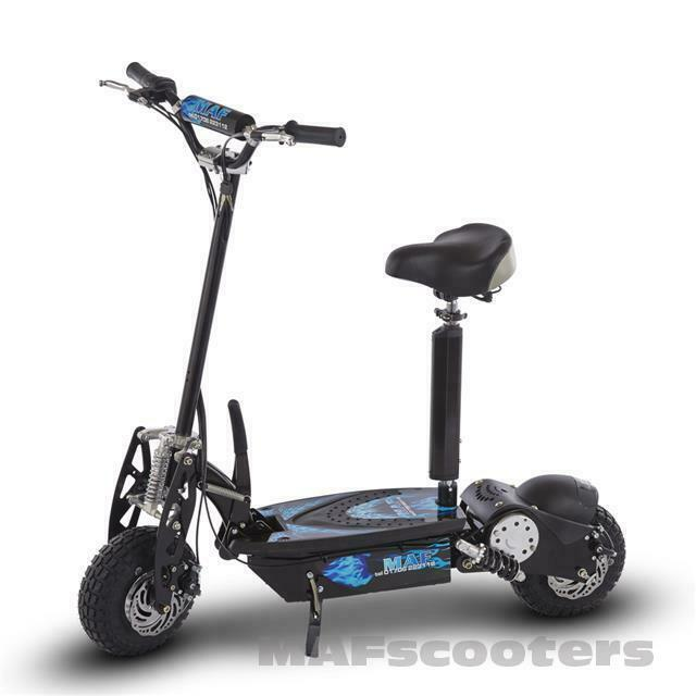 maf evolution upgraded x1000rs electric e scooter 1000. Black Bedroom Furniture Sets. Home Design Ideas