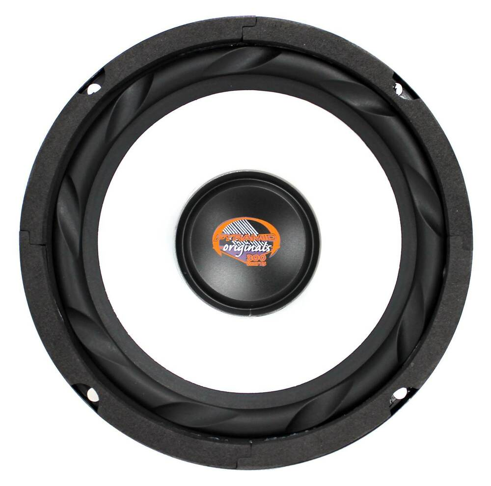 new pyramid wx65x 6 5 300 watt car audio subwoofer sub. Black Bedroom Furniture Sets. Home Design Ideas