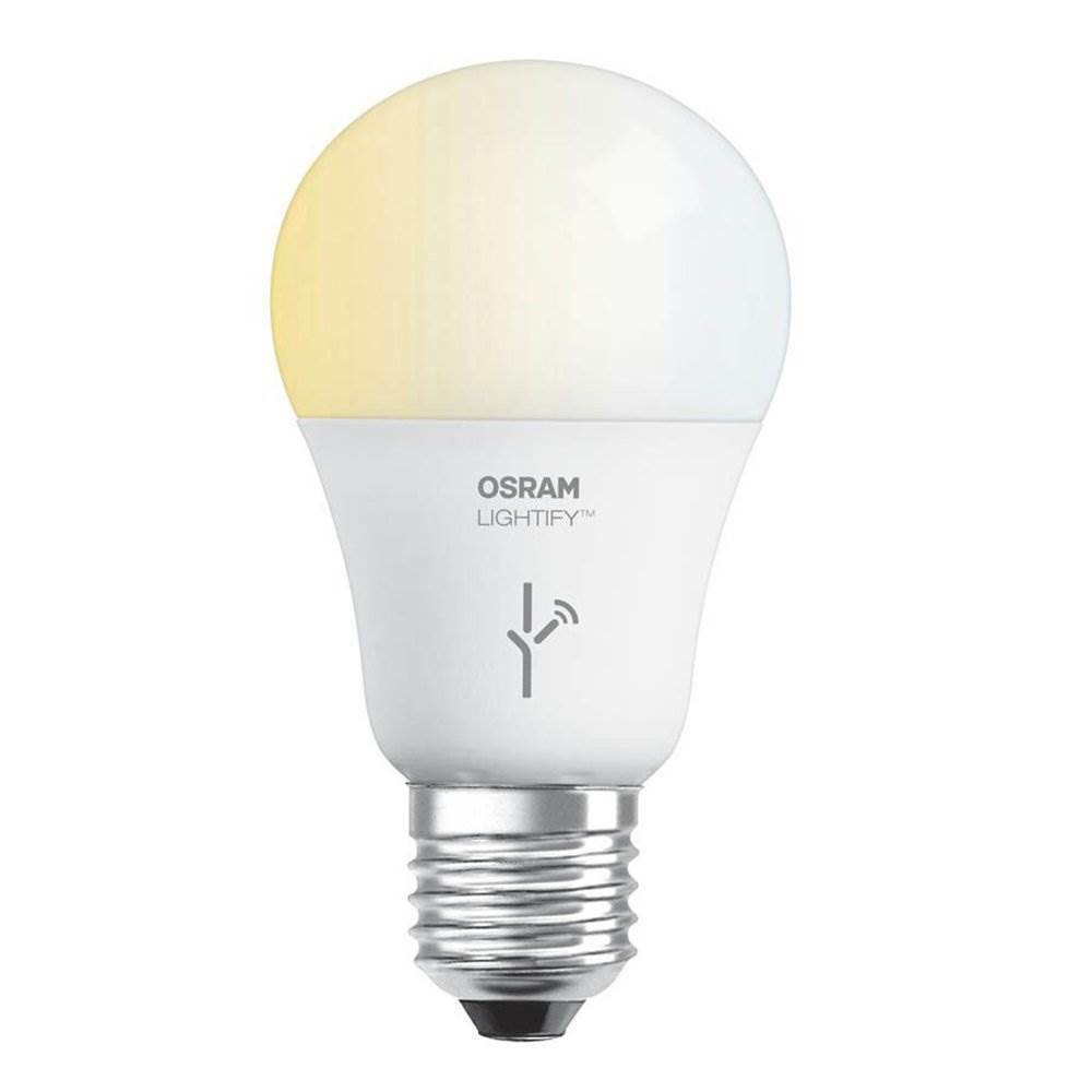 Sylvania Osram Lightify 60 Watt A19 Tunable White Smart ...