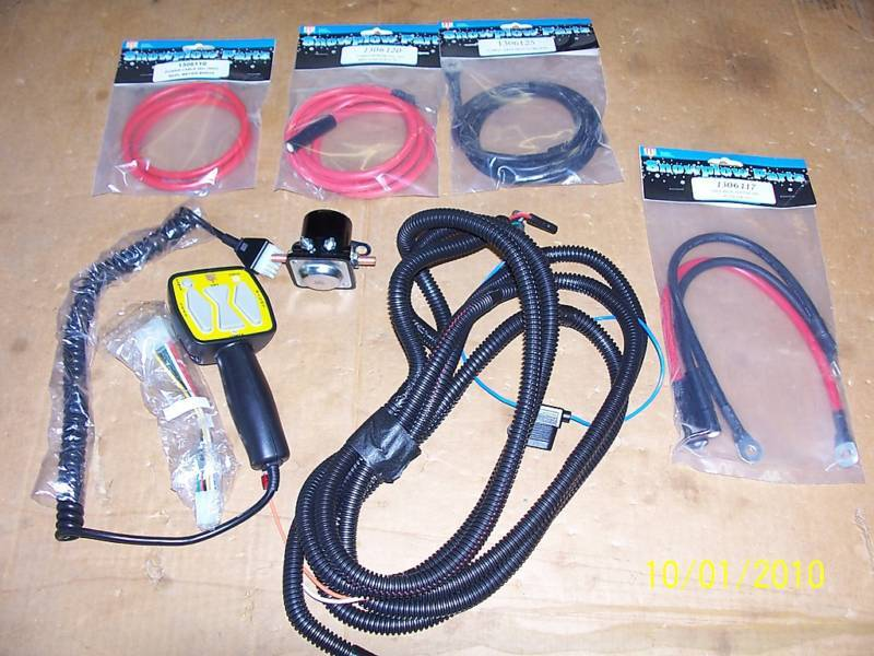 for meyer snow plow wiring harness cables new ebay. Black Bedroom Furniture Sets. Home Design Ideas