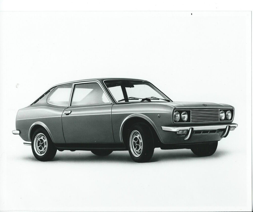 fiat 128 3p sport coupe original photograph excellent condition with notes ebay. Black Bedroom Furniture Sets. Home Design Ideas