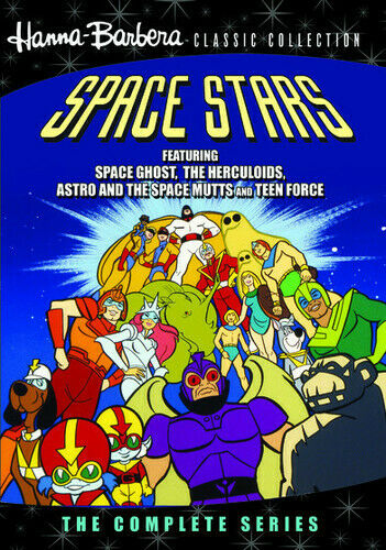 Space Stars: Complete Series [New DVD] Manufactured On Demand, Full Frame, Dol