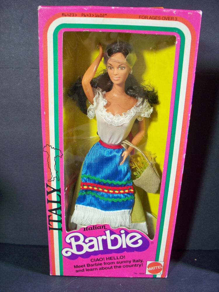 The origin changes and impact of the barbie doll