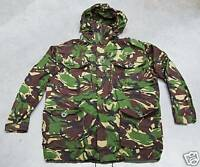 NEW - British Army DPM Woodland Camo Windproof Smock 2005 Issue - Size 180/104
