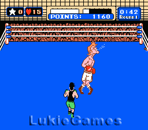 Punch out fun nes nintendo game punchout 45496630287 ebay for What is a punch out list