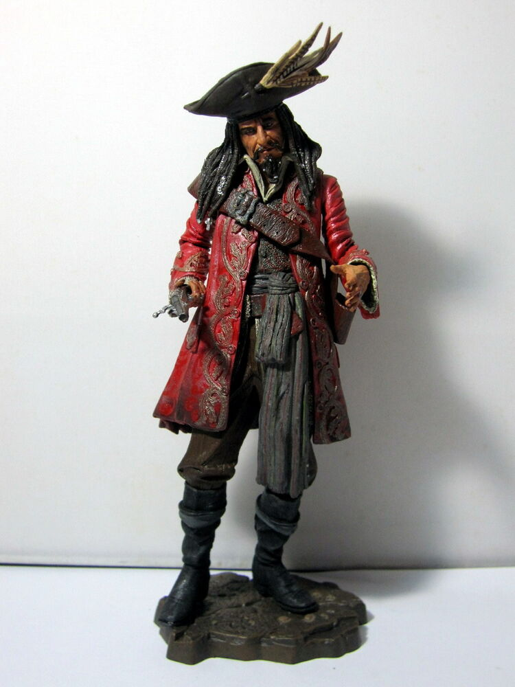 Pirates Of The Caribbean Toys : Neca pirates of the caribbean captain teague quot loose