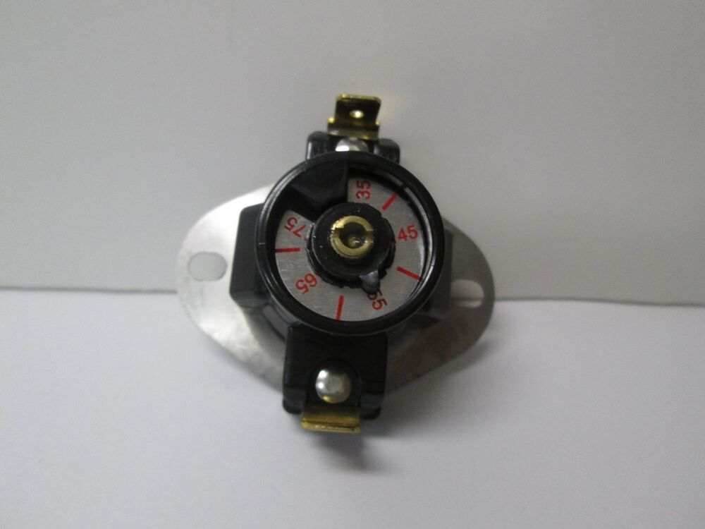 Adjustable Fan Control Thermostat Range Of 140f 180f For