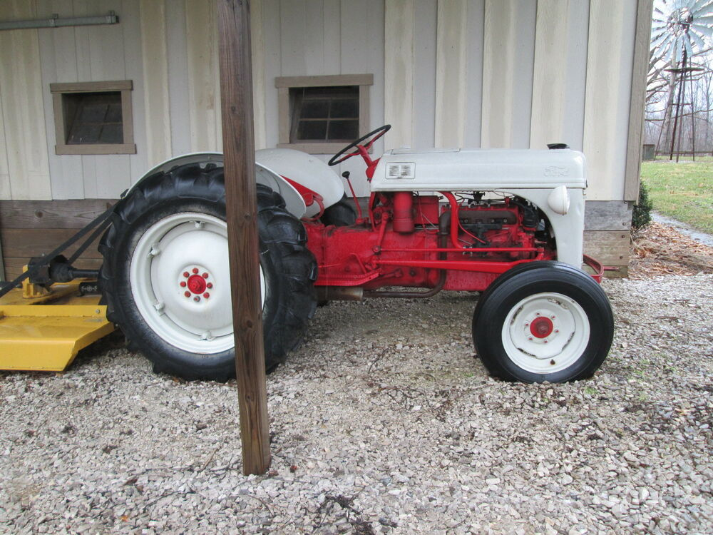 Ford 8n 3 Point Hitch Lift Arms : N ford tractor w point hitch ebay