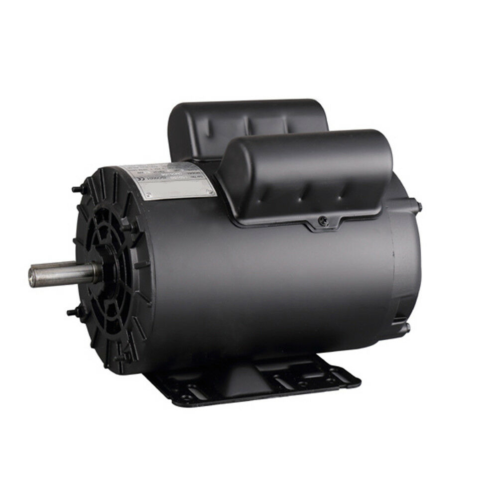 Single Phase Electricity : Hp electric motor c single phase tefc volt