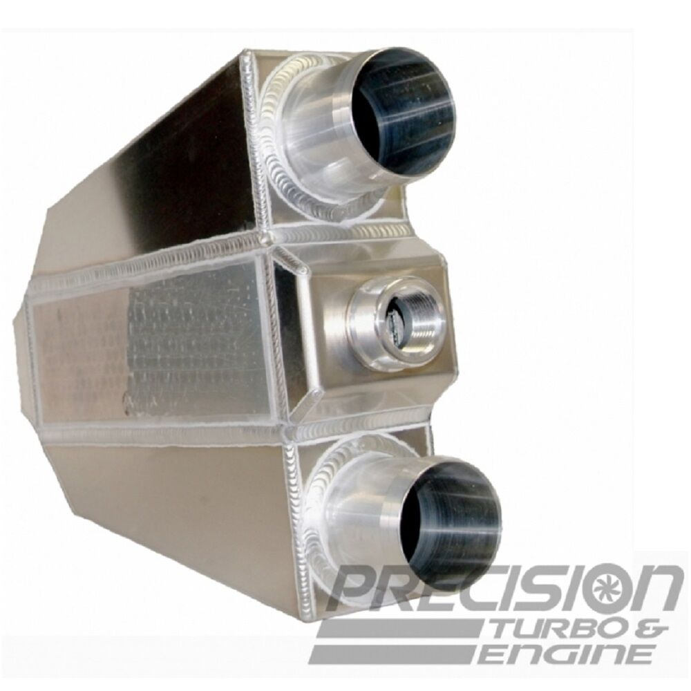 Precision 5558 Turbo Chargers Parts: PRECISION TURBO PT-1000 WATER-TO-AIR INTERCOOLER 1000HP