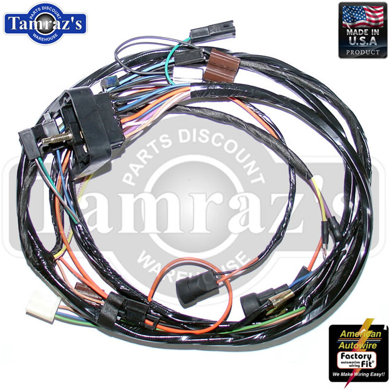 71 chevelle wiring harness 71 chevelle engine wiring harness big block bb v8 396-454 ...