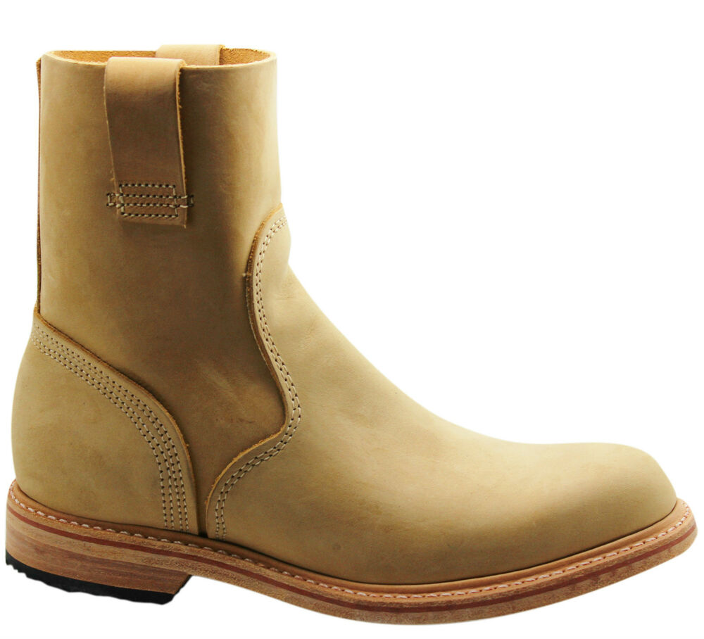 timberland boot company coulter mens slip on boots sand. Black Bedroom Furniture Sets. Home Design Ideas