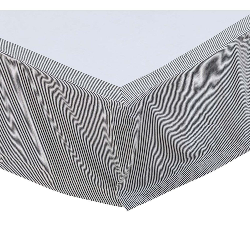 Bed Skirt Twin Grey