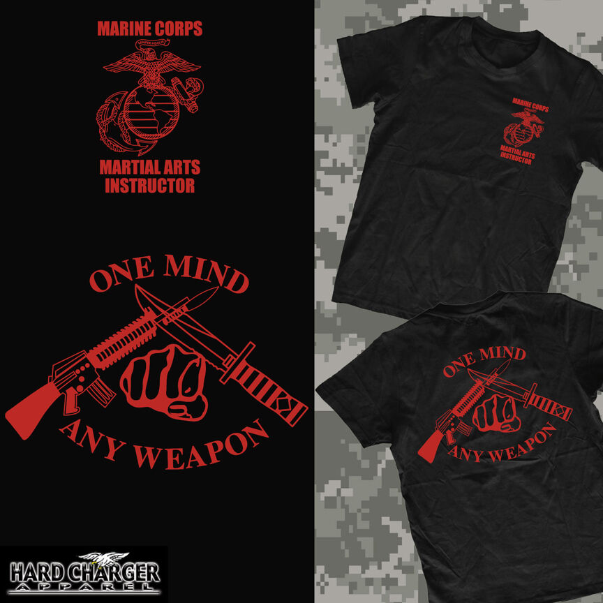Marine Corps Martial Arts Instructor MAI MCMAP USMC ...