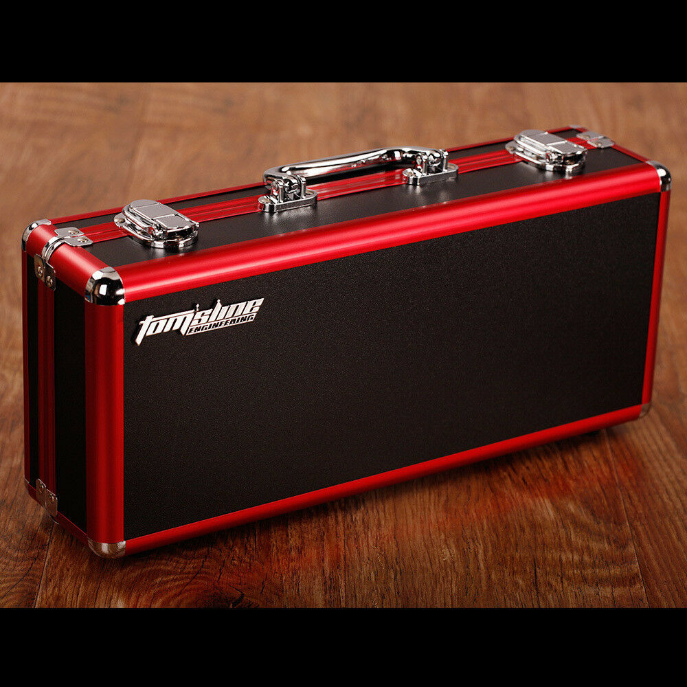 new tomsline apb3 effects pedal carrying case pedal board for mini pedals ebay. Black Bedroom Furniture Sets. Home Design Ideas