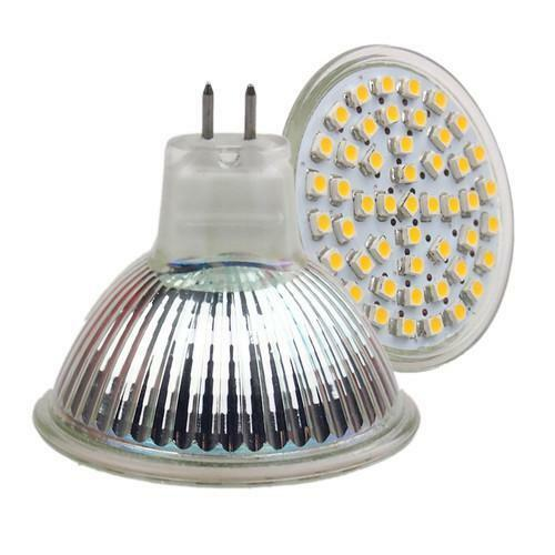 lse lighting led 4w bulb mr16 bi pin g5 3 gx5 3 base 120v smd5050 ebay. Black Bedroom Furniture Sets. Home Design Ideas