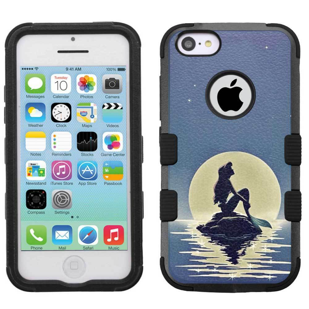 disney iphone 5s cases disney the mermaid s hybrid armor for 13998