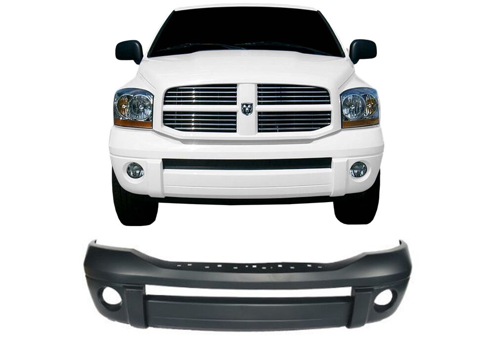 2009 Dodge Ram 1500 Front Bumper >> Replacement Front Bumper Cover For 2006-2008 Dodge Ram New Free Shipping USA | eBay